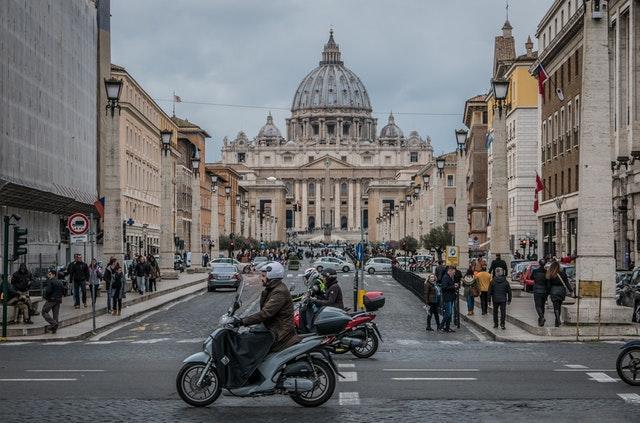 Die besten Motorradtouren in Europa